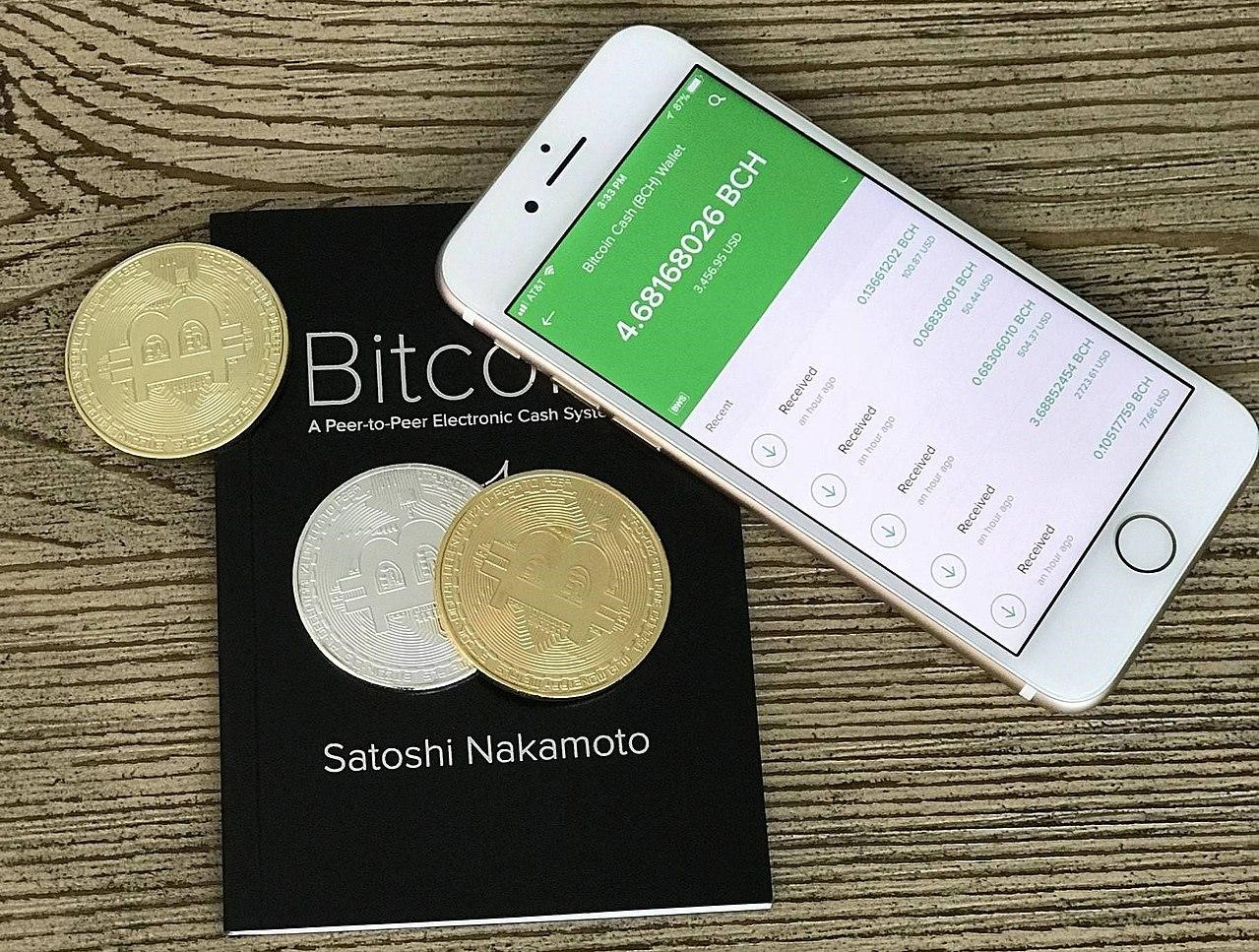 Bitcoin Cash Wallet on Mobile